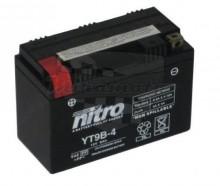 Moto baterie Nitro YT9B-4