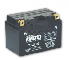 Moto baterie Nitro YTZ12S