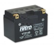 Moto baterie Nitro YTZ14S