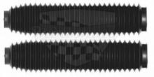 Prachovky / harmoniky černé 09932