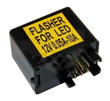 Přerušovač na LED blinkry 208-010 Suzuki