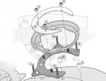 Quicklock / Tanklock kroužek Givi / Kappa BF 09 Ducati Ducati Monster 696,796,1100 08-14