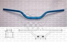 Řidítka zesílené 28mm 752A modré