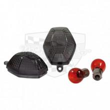 Tmavá sklíčka HS285097 Suzuki GSF Bandit, GSX-R , DL Strom