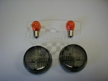 Tmavá sklíčka PD 0674 Honda VT Shadow 99-