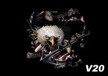 Moto vlaječka V20