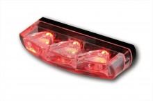 Zadní světlo 255-005 Mini led Crystal