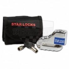 Zámek na kotouč StarLock HS 280081 chrom