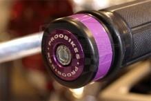 Závaží Proobikes Racing fialové 14mm