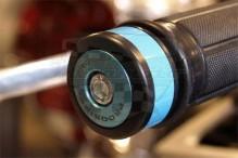 Závaží Proobikes Racing světle modrá 14mm