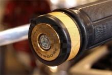 Závaží Proobikes Racing zlaté 14mm