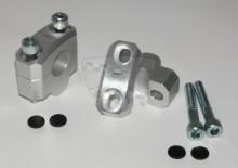 Zvýšení řídítek ZR22-30 S stříbrné